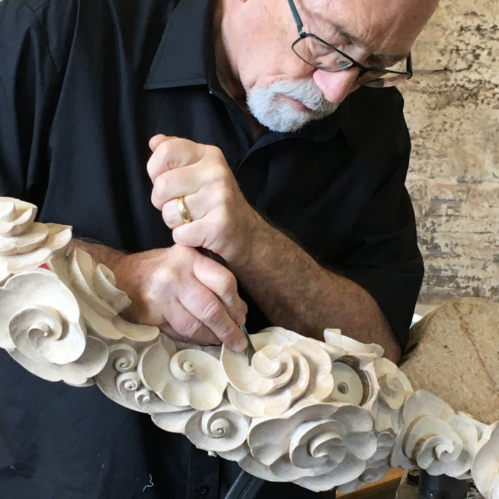 Making:  Carving Clouds
