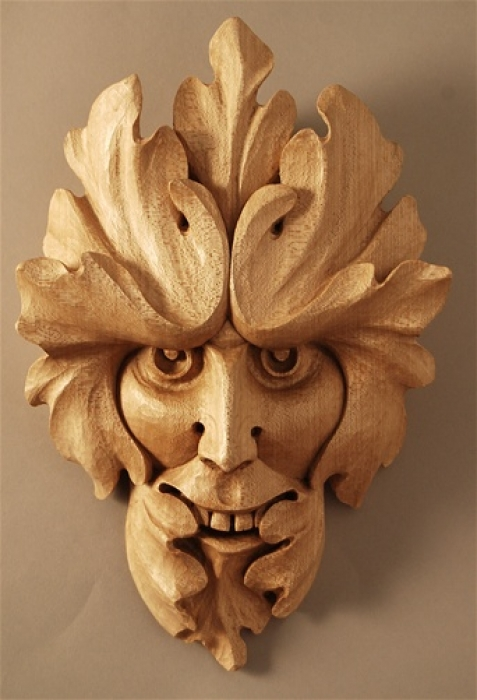 Brunley Green Man