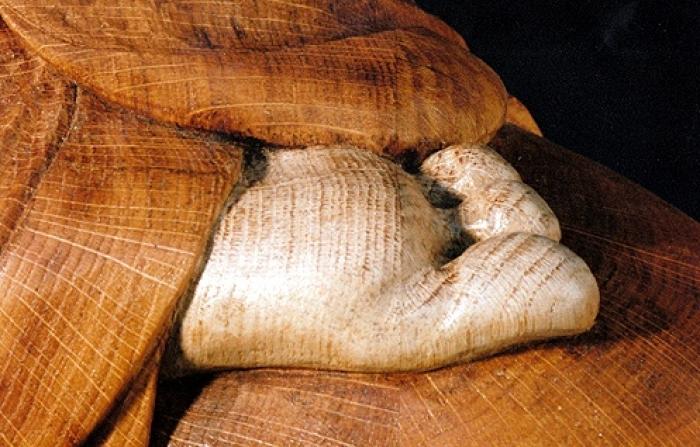 Buddha Rupa. Detail